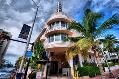 miami+art+deco | Miami Art Deco HDR by dantordjman on deviantART