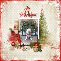 December 14 - Monday Mojo: Holiday Layouts! - Pickleberrypop Forum