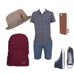 A cool fedora and a Vans phone case, for the creative urban guy, by 14 year old Australian teen stylist Amira-Paloma. All pieces are available in Australia. Click on individual items for prices and store details.  http://www.thekidsareallright.com.au - the #Australian website and forum for #parenting #teenagers