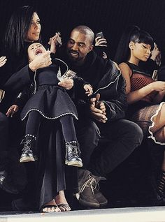 The Kardashian family had a VERY busy (but also very successful) fashion week