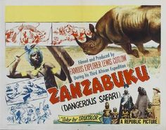 Zanzabuku Movie Poster (11 x 14 Inches - 28cm x 36cm) (1956) Style A - Zanzabuku Poster Mini Promo (11 x 14 Inches - 28cm x 36cm) Style A. The Amazon image is how the poster will look; If you see imperfections they will also be in the poster. Mini Posters are ideal for customizing small spaces; Same exact image as a full size poster at half the cost. Size is provided by the manufacturer and may no... #MG_Poster #Home