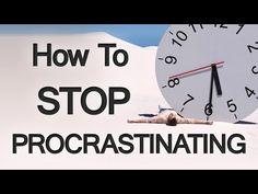 9 Tips On How To Stop Procrastinating | Overcome Procrastination And Live A Better Life (via @antoniocenteno)