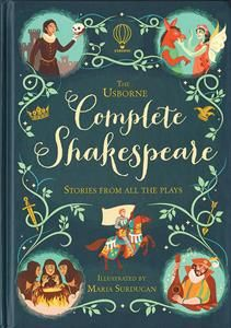 NEW in 2017! Discover or rediscover the fantastic stories from Shakespeare plays with this complete book! In this beautifully-illustrated book you will find the thirty-seven plays that Shakespeare wrote, retold for children from 8 to 88! You will be pleased with re-reading the all-time favorites (Romeo and Juliet, Midsummer Night's Dream or Hamlet) but also with discovering the less well-known stories. #shakespeareforkids