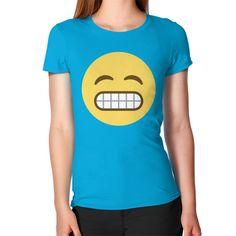 Grinning Emoji Women's T-Shirt