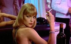 Michelle Pfeiffer, Scarface (1983)