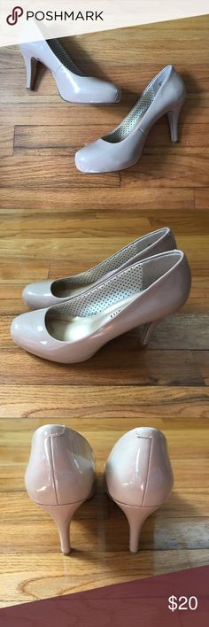 MaddenGirl Nude Pumps Nude pumps by MaddenGirl. Excellent used condition - worn twice. Smoke-free home. ✅Accepting Reasonable Offers✅ 🌟Bundle & Save🌟 Madden Girl Shoes Heels