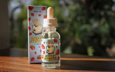 Super Strudel E-Liquid Vape Juice, Strudel, Custom Labels, Vaping, Juices, Products, Personalised Labels, Personalized Tags, Vape
