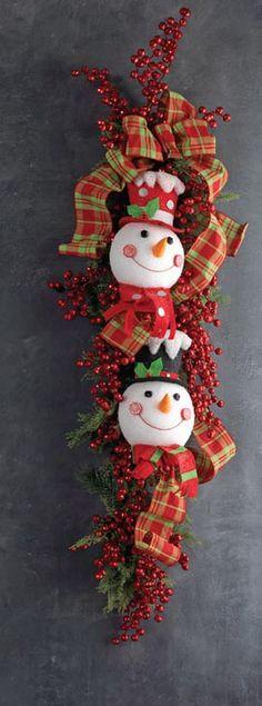 raz christmas 2014 | 2014 RAZ Aspen Sweater Christmas Decorating Ideas_058