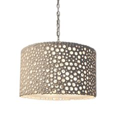 PERFORATED DRUM LIGHT | South of Market