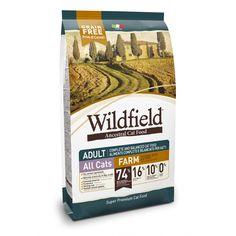 Wildfield Cat Adult Farm Chicken, Ducks and Eggs DORG2