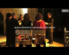 musica RESERVATA de barcelona: Peter Phillips, director desde la Parroquia Mayor de Santa Ana-Part 1