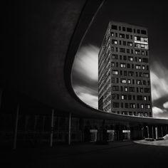 Curves III by Joel Tjintjelaar
