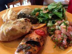 Capers Mediterranean Restaurant - OKC
