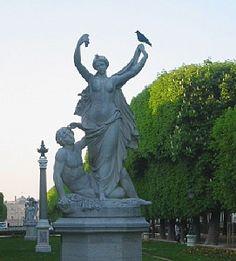 6th Arrondissement St Germain des Pres apartment rental - Luxembourg Gardens across the street love it $1600 per week