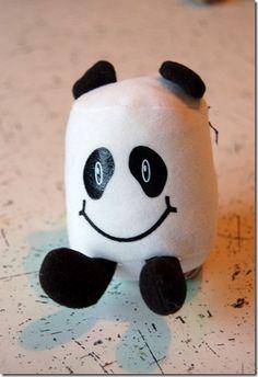 panda mashmallow?