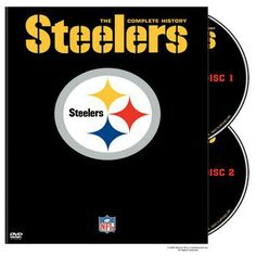 $30 NFL History Of The Pittsburgh Steelers