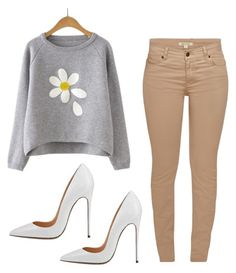 """""""😇"""" by ninabarson ❤ liked on Polyvore featuring Barbour"""