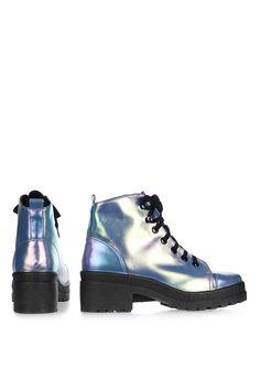 KOOL Flat Lace Boot $65