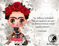 Image uploaded by Barbi. Find images and videos about arte, frida kahlo and genia on We Heart It - the app to get lost in what you love. Diego Rivera, Frida Kahlo Party Decoration, Frida Kahlo Birthday, Images Lindas, Frida Quotes, The Ugly Truth, Mexican Artists, Mexican Party, Beauty Quotes