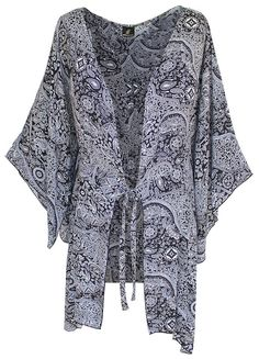 Plus size womens jacket cardigan with a kimono sleeve. Generously cut for plus sizes. This Kimono sleeve cardigan is from a classic pattern. If you would like to join my eNews Letter, which lets you know about sales, discounts and New Arrivals you can go to my FB page: https://www.facebook.com/GenerousFashions