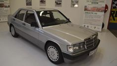 *SOLD* 1987 Mercedes-Benz 190 E 2.6L 6 cyl   Very nice and original car in excellent condition. The car is equipped with air condition, 5-peed manual gearbox, cruse control and more. The car has 224,000 kilometer on the odometer and passed Danish inspection in October 2015. A set of winter tires are included in the sale. - K100