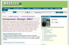 #MBA depot