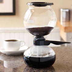 Bodum Santos Glass Stovetop Vacuum Coffee Maker