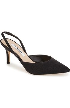 Nina 'Tracey' Slingback Pump (Women) available at #Nordstrom