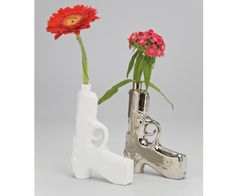 Suki Waterhouse's Summer Shopping List | Gun vase from Culture Label