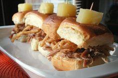 Kalua Pork Sliders