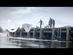 ITV Ident 2013 - Lake Swimmers Swimmers, Artwork, Work Of Art