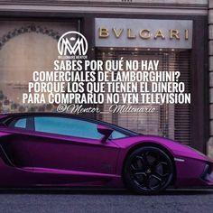"""87 Likes, 3 Comments - Victor Martinez (@hombredenegocio) on Instagram: """"#Repost @mentor_millonario ・・・ #mentormillonario  #Emprende #lamborghini #supercar #vision…"""""""