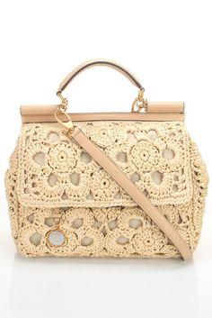 Dolce and Gabana Miss Sicily bag. so maj! ( VIP Fashion Australia www.vipfashionaus... - international clothes shop )