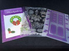 /Es ist Weihnachten Scotty Sheena Douglass 12,7/x 17,8/cm Weihnachten Ordner/ transparent