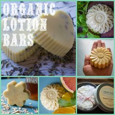 DIY:: Top Copy Organic, natural homemade beauty products such as lotion bars & sugar scrubs