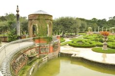 El Museo y los Jardines #Vizcaya, ubicados en la antigua finca del empresario James Deering, en la siempre cálida #Miami. http://www.bestday.com.mx/Miami-area-Florida/Atracciones/