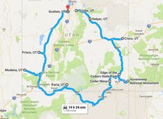 We Dare You To Take This Road Trip To Utah's Most Abandoned Places