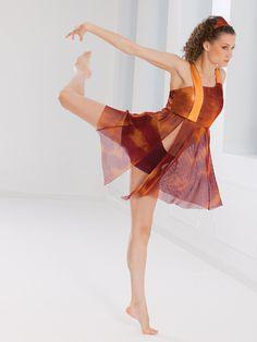 Mad World - Style 0386 | Revolution Dancewear Contemporary/Lyrical Dance Recital Costume