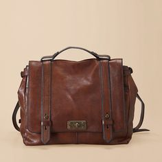 $248.00 - Fossil Vintage Re-Issue Messenger.