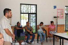 Landa de Matamoros, Qro. 19 de Mayo de 2016.- Con el objetivo de brindar los servicios básicos a las comunidades...