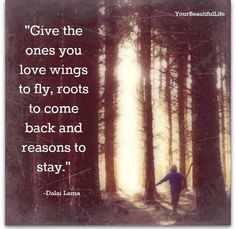 Give the ones you love