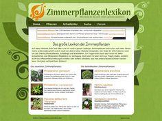 Herzlichen Glückwunsch! Webseite vom Zimmerpflanzen- Lexikon in neuem ...