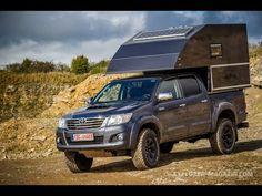 Exkab 3s camper Test - EXPLORER magazine