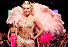 phoenix cosmetics show #NEW ZEALAND FASHION WEEK 2011