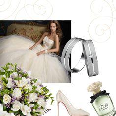 Elegantní svatba http://www.snubni-prsteny-brno.cz/aiola-a359/