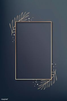 phone wall paper space Rectangle g - phonewallpaper Framed Wallpaper, Flower Background Wallpaper, Flower Backgrounds, Wallpaper Backgrounds, Iphone Wallpaper, Frame Background, Luxury Background, Golden Background, Wallpaper Ideas