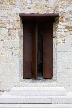 Restauro Chiesa-Fortezza San Pietro