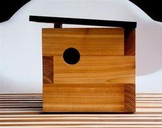 Burd-Haus - coolest birdhouse ever