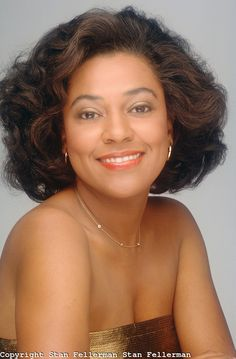 Opera Singer Kathleen Battle