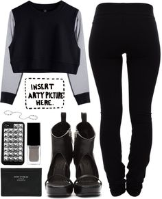 """mesh, cutouts and inserts."" by goldiloxx ❤ liked on Polyvore"